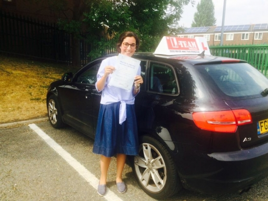Congratulations to Michelle passing her driving test with L-Team driving school for the first time!! #passed#driving#learner🏆 #manchester#drivinglessons #help #learning #cars Call us now to get booked in on 0333 240 6430<br /> <br /> PASSED JULY 2018 🏆