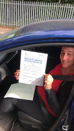 Congratulations to leah passing her  driving test with L-Team driving school for the first time!! #passed#driving#learner� #manchester#drivinglessons #help #learning #cars Call us now to get booked in on 0333 240 6430<br />