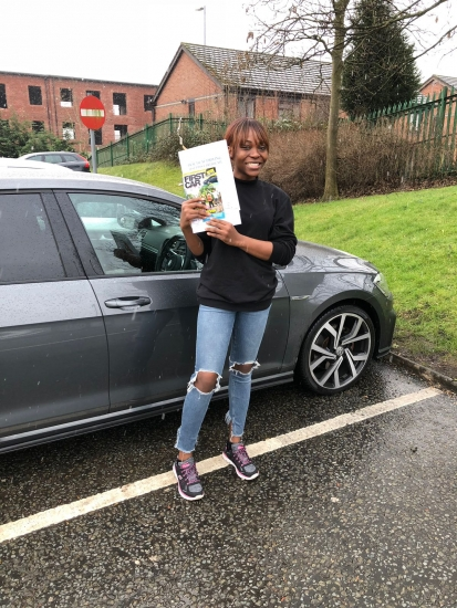 Congratulations to Shay passing her driving test with <br /> <br /> L-Team driving school for the first time!! #passed#driving#learner #manchester#drivinglessons #help #learning #cars  Call us know to get booked in on 0161 610 0079<br /> <br /> <br /> <br /> PASS IN FEBRUARY 2018