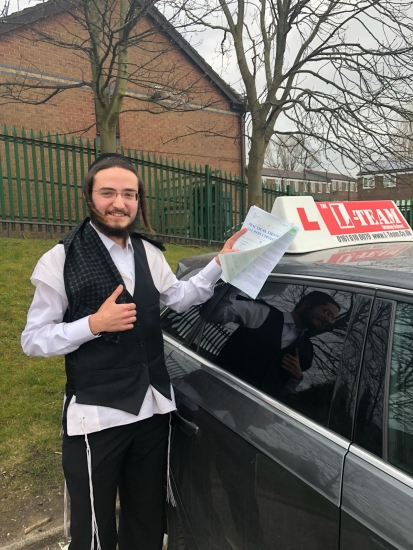 Congratulations to Benjamin passing his driving test with L-Team driving school for the first time!! #passed#driving#learner #manchester#drivinglessons #help #learning #cars Call us know to get booked in on 0161 610 0079<br /> <br /> <br /> <br /> PASS IN MARCH 2018