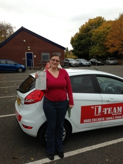 Thanks imran to get me pass my driving test