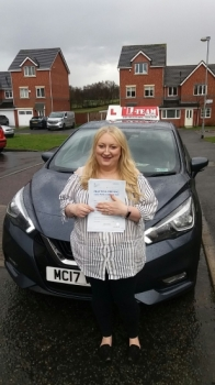 Congratulations to Sarah passing her driving test with <br /> L-Team driving school for the first time!! #passed#driving#learner🏆 #manchester#drivinglessons #help #learning #cars Call us know to get booked in on 0333 240<br /> <br /> <br /> PASS IN APRIL 2018
