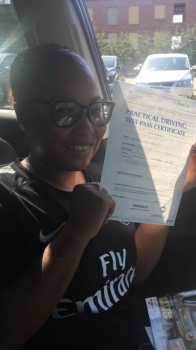 Congratulations to Julian passing her driving test with <br /> L-Team driving school for the first time!! #passed#driving#learner🏆 #manchester#drivinglessons #help #learning #cars Call us know to get booked in on 0333 240<br /> <br /> <br /> PASS IN APRIL 2018