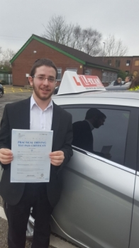 Congratulations to Raki passing his driving test with<br />  L-Team driving school for the first time!! #passed#driving#learner🏆 #manchester#drivinglessons #help #learning #cars Call us know to get booked in on 0333 240 6430<br /> <br /> PASS IN APRIL 2018