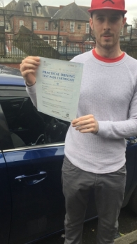 Congratulations to Darren passing his driving test with L-Team driving school for the first time!! #passed#driving#learner🏆 #manchester#drivinglessons #help #learning #cars Call us know to get booked in on 0333 240 6430<br /> <br /> PASS IN APRIL 2018