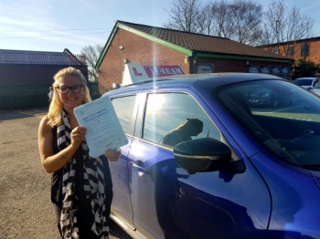Congratulations to Natalie passing her driving test with L-Team driving school for the first time!! #passed#driving#learner🏆 #manchester#drivinglessons #help #learning #cars Call us know to get booked in on 0333 240 6430<br /> <br /> PASS IN APRIL 2018