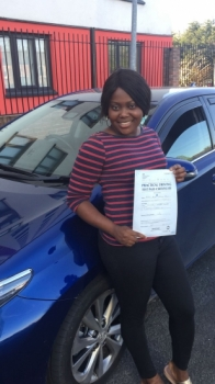 Congratulations to Bukola passing her driving test with L-Team driving school for the first time!! #passed#driving#learner🏆 #manchester#drivinglessons #help #learning #cars Call us know to get booked in on 0333 240 6430<br /> <br /> PASS IN APRIL 2018