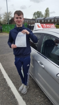 Congratulations to Daneil passing his driving test with L-Team driving school for the first time!! #passed#driving#learner🏆 #manchester#drivinglessons #help #learning #cars Call us know to get booked in on 0333 240 6430<br /> <br /> PASS IN APRIL 2018