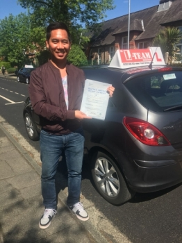 Congratulations to Ryan passing his driving test with <br /> L-Team driving school for the first time!! #passed#driving#learner🏆 #manchester#drivinglessons #help #learning #cars Call us know to get booked in on 0333 240 6430<br /> <br /> <br /> PASSED MAY 2018🏆