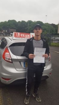 Congratulations to Chris passing his driving test with <br /> L-Team driving school for the first time!! #passed#driving#learner🏆 #manchester#drivinglessons #help #learning #cars Call us know to get booked in on 0333 240 6430<br /> <br /> <br /> PASSED MAY 2018🏆