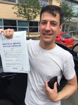 Congratulations to Anthony passing his driving test with <br /> L-Team driving school for the first time!! #passed#driving#learner🏆 #manchester#drivinglessons #help #learning #cars Call us know to get booked in on 0333 240 6430<br /> <br /> <br /> PASSED JUNE 2018🏆