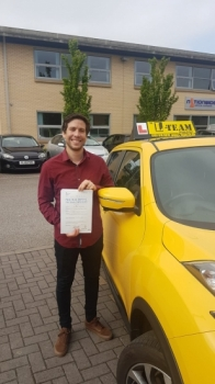 Congratulations to Manuel passing his driving test with L-Team driving school for the first time!! #passed#driving#learner🏆 #manchester#drivinglessons #help #learning #cars Call us now to get booked in on 0333 240 6430<br /> <br /> PASSED JUNE 2018🏆