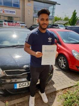 Congratulations to Ruhith passing his driving test with L-Team driving school for the first time!! #passed#driving#learner🏆 #manchester#drivinglessons #help #learning #cars Call us now to get booked in on 0333 240 6430<br /> <br /> PASSED JUNE 2018 🏆