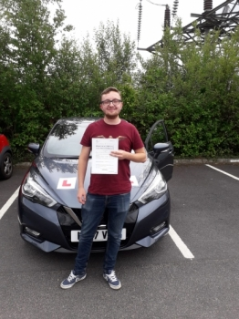 Congratulations to Mike passing his driving test with L-Team driving school for the first time!! #passed#driving#learner🏆 #manchester#drivinglessons #help #learning #cars Call us now to get booked in on 0333 240 6430<br /> <br /> PASSED JUNE 2018 🏆