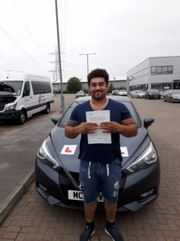 Congratulations to Jordan passing his driving test with L-Team driving school for the first time!! #passed#driving#learner🏆 #manchester#drivinglessons #help #learning #cars Call us now to get booked in on 0333 240 6430<br /> <br /> PASSED JUNE 2018 🏆