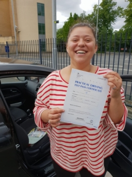 Congratulations to Phoebe passing her driving test with L-Team driving school for the first time!! #passed#driving#learner🏆 #manchester#drivinglessons #help #learning #cars Call us now to get booked in on 0333 240 6430<br /> <br /> PASSED JUNE 2018 🏆