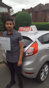 Congratulations to Chris passing his driving test with L-Team driving school for the first time!! #passed#driving#learner🏆 #manchester#drivinglessons #help #learning #cars Call us now to get booked in on 0333 240 6430<br /> <br /> PASSED JUNE 2018 🏆