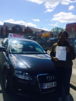 Congratulations to Yolea passing her driving test with L-Team driving school for the first time!! #passed#driving#learner🏆 #manchester#drivinglessons #help #learning #cars Call us now to get booked in on 0333 240 6430<br /> <br /> PASSED JUNE 2018 🏆
