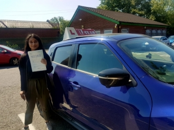 Congratulations to Henna passing her driving test with L-Team driving school for the first time!! #passed#driving#learner🏆 #manchester#drivinglessons #help #learning #cars Call us now to get booked in on 0333 240 6430<br /> <br /> PASSED JUNE 2018 🏆