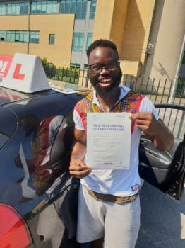 Congratulations to Kia passing his driving test with L-Team driving school for the first time!! #passed#driving#learner🏆 #manchester#drivinglessons #help #learning #cars Call us now to get booked in on 0333 240 6430<br /> <br /> PASSED JUNE 2018 🏆