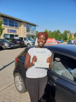 Congratulations to Jaqlin passing her driving test with L-Team driving school for the first time!! #passed#driving#learner🏆 #manchester#drivinglessons #help #learning #cars Call us now to get booked in on 0333 240 6430<br /> <br /> PASSED JULY 2018 🏆