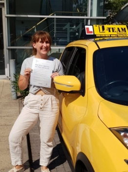 Congratulations to Rachel passing her driving test with L-Team driving school for the first time!! #passed#driving#learner🏆 #manchester#drivinglessons #help #learning #cars Call us now to get booked in on 0333 240 6430<br /> <br /> PASSED JULY 2018 🏆