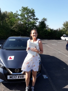 Congratulations to Sam passing her driving test with L-Team driving school for the first time!! #passed#driving#learner🏆 #manchester#drivinglessons #help #learning #cars Call us now to get booked in on 0333 240 6430<br /> <br /> PASSED JULY 2018 🏆