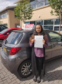 Congratulations to alina passing her driving test with L-Team driving school for the first time!! #passed#driving#learner🏆 #manchester#drivinglessons #help #learning #cars Call us now to get booked in on 0333 240 6430<br /> <br /> PASSED JULY 2018 🏆