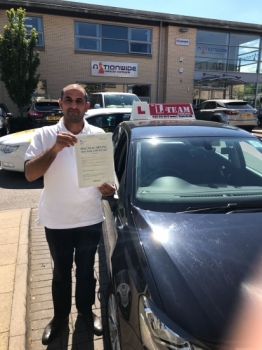 Congratulations to ghaiz passing his driving test with L-Team driving school for the first time!! #passed#driving#learner🏆 #manchester#drivinglessons #help #learning #cars Call us now to get booked in on 0333 240 6430<br /> <br /> PASSED JULY 2018 🏆