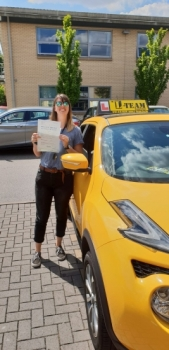 Congratulations to amy passing her driving test with L-Team driving school for the first time!! #passed#driving#learner🏆 #manchester#drivinglessons #help #learning #cars Call us now to get booked in on 0333 240 6430<br /> <br /> PASSED JULY 2018 🏆
