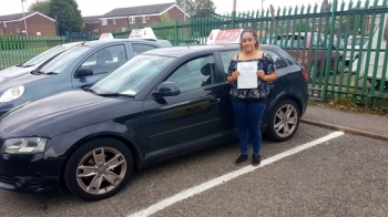 Congratulations to sacha passing her driving test with L-Team driving school for the first time!! #passed#driving#learner🏆 #manchester#drivinglessons #help #learning #cars Call us now to get booked in on 0333 240 6430<br /> <br /> PASSED JULY 2018 🏆