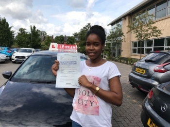 Congratulations to Kyla passing her driving test with L-Team driving school for the first time!! #passed#driving#learner🏆 #manchester#drivinglessons #help #learning #cars Call us now to get booked in on 0333 240 6430<br /> <br /> PASSED JULY 2018 🏆
