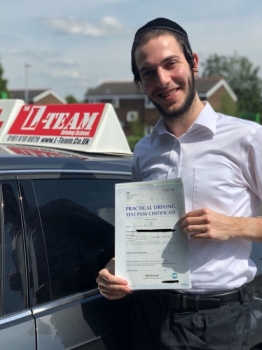 Congratulations to Simon passing his driving test with L-Team driving school for the first time!! #passed#driving#learner🏆 #manchester#drivinglessons #help #learning #cars Call us now to get booked in on 0333 240 6430<br /> <br /> PASSED JULY 2018 🏆