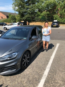 Congratulations to Sharolyn passing her driving test with L-Team driving school for the first time!! #passed#driving#learner🏆 #manchester#drivinglessons #help #learning #cars Call us now to get booked in on 0333 240 6430<br /> <br /> PASSED JULY 2018 🏆