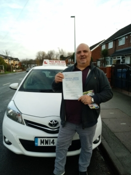 Congratulations to Chris passing his driving test with L-Team driving school for the first time!! #passed#driving#learner #manchester#drivinglessons #help #learning #cars Call us know to get booked in on 0161 610 0079<br />