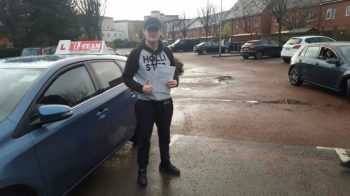 Congratulations to Lawrance passing his driving test with L-Team driving school for the first time!! #passed#driving#learner #manchester#drivinglessons #help #learning #cars  Call us know to get booked in on 0161 610 0079<br />