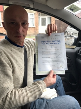 Congratulations to Carlos passing his driving test with L-Team driving school for the first time!! #passed#driving#learner #manchester#drivinglessons #help #learning #cars Call us know to get booked in on 0161 610 0079<br />
