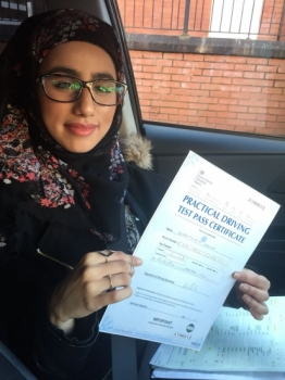 Congratulations to Qurratulayn passing her driving test with L-Team driving school for the first time!! #passed#driving#learner #manchester#drivinglessons #help #learning #cars Call us know to get booked in on 0161 610 0079<br />
