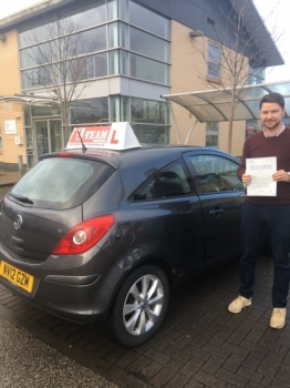 Congratulations to Matthew passing his driving test with L-Team driving school for the first time!! #passed#driving#learner #manchester#drivinglessons #help #learning #cars Call us know to get booked in on 0161 610 0079<br />