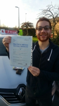 Congratulations to  STEVE passing his driving test with L-Team driving school for the first time!! #passed#driving#learner #manchester#drivinglessons #help #learning #cars  Call us know to get booked in on 0161 610 0079<br />