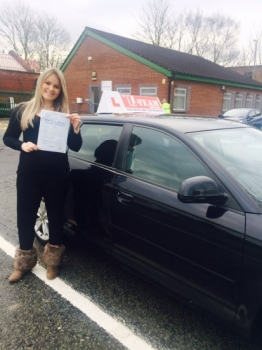 Congratulations to Ludmila passing her driving test with L-Team driving school for the first time!! #passed#driving#learner #manchester#drivinglessons #help #learning #cars Call us know to get booked in on 0161 610 0079<br />