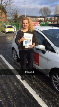 Congratulations to Raziyeh passing her driving test with L-Team driving school for the first time!! #passed#driving#learner #manchester#drivinglessons #help #learning #cars Call us know to get booked in on 0161 610 0079<br />
