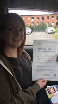 Congratulations to Christina passing her driving test with L-Team driving school for the first time!! #passed#driving#learner #manchester#drivinglessons #help #learning #cars Call us know to get booked in on 0161 610 0079<br />