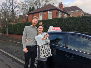 Congratulations to Jennifer passing her driving test with L-Team driving school for the first time!! #passed#driving#learner #manchester#drivinglessons #help #learning #cars Call us know to get booked in on 0161 610 0079<br />