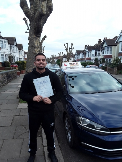 05/02/18 - Thank you so much to Paul for your excellent service and teaching skills I would not have been able to pass without your support.