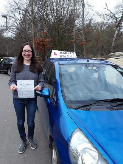 09/03/2018 - Paul was a fantastic teacher; calm, informative, detailed and reassuring at every stage. He installed me with confidence and always had an answer for every query or concern. I would highly recommend learning to drive with Paul. I would not have been able to pass my test without him!