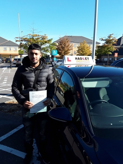 25/09/2018 - Learning to drive with Paul was a pleasant experience as he was professional and thorough! Teaching me to be a safe and confident driver. Thanks again for everything!
