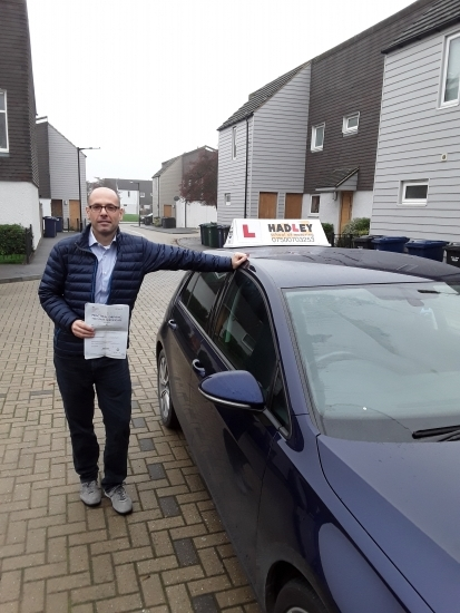 16/11/2018 - Paul is an excellent instructor: thorough, detailed, committed to success and very please. Cheers mate!