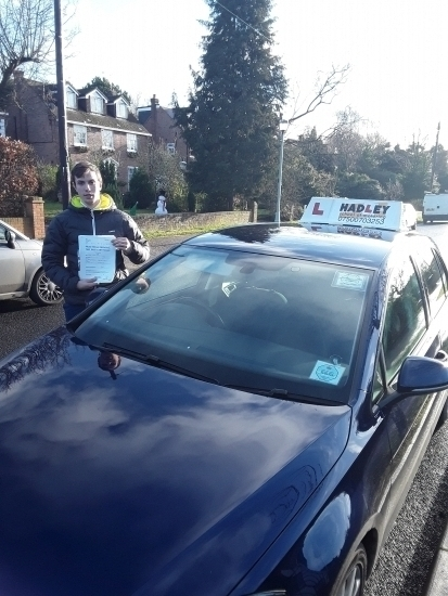 20/12/2018 - I found driving with Paul comfortable and really informative. He has brought more confidence into myself and it was the best choice I made choosing him as my driving instructor