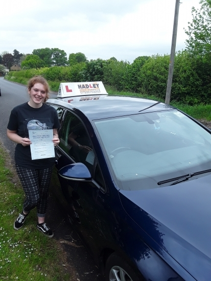 17/05/2019 - I had a great experience learning to drive with Paul from Hadley School of Motoring! Thanks a lot Paul